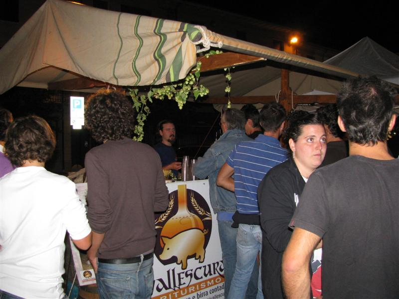 Festa della birra artigianale piacentina 2009